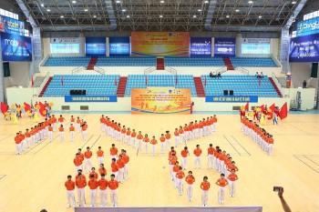 Khai mạc Ngày hội Văn hóa Thể thao PVI 2015 khu vực miền Bắc