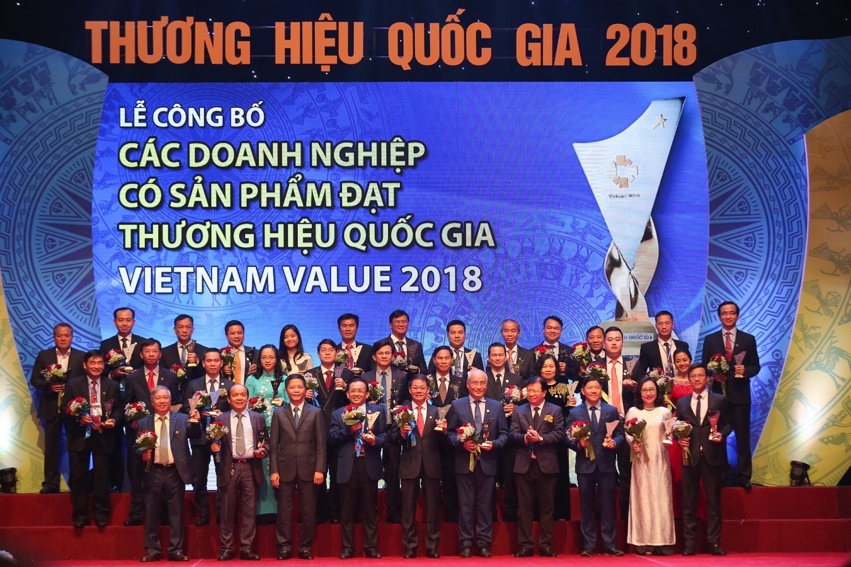 5 doanh nghiep dau khi duoc cong nhan thuong hieu quoc gia nam 2018