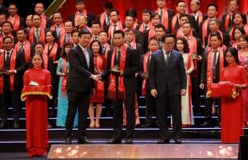 BSR đạt giải thưởng Sao vàng Đất Việt 2018