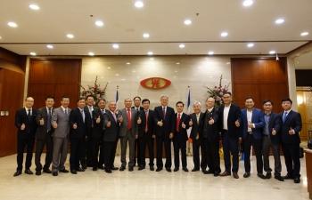 VNPOLY ký kết biên bản ghi nhớ hợp tác với SSFC (Đài Loan)