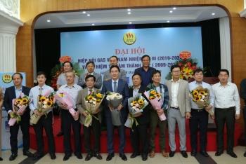 Phó Tổng giám đốc PV GAS Nguyễn Thanh Bình giữ chức Chủ tịch Hiệp hội Khí Việt Nam