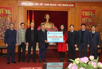PVN hỗ trợ chăm lo Tết cho người nghèo các tỉnh Lạng Sơn và Bắc Giang