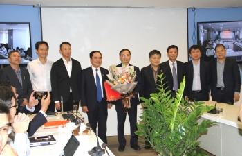 PVEP bổ nhiệm Phó Tổng giám đốc và lãnh đạo các Ban chuyên môn