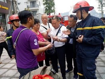 Quảng Ninh: Khách sạn Helen đủ điều kiện phòng cháy chữa cháy