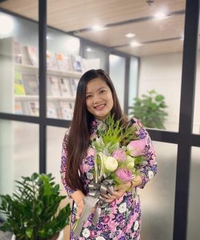 """Chuyên viên Chu Thị Thu Hoài: """"Bông hồng"""" không ngừng học hỏi của PVChem"""