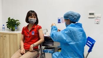 239 cán bộ công nhân viên VPI được tiêm vaccine Covid-19