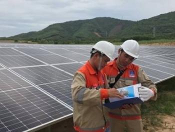 DMC ITS phát triển lĩnh vực vận hành và bảo dưỡng nhà máy điện mặt trời
