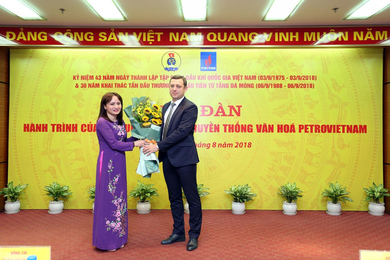 hanh trinh tri tue ban linh truyen thong van hoa petrovietnam