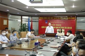 Đảng ủy PV Power tổ chức hội nghị quán triệt một số quy định về công tác cán bộ