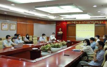 """Chi bộ Văn phòng - Ban Tổ chức và Phát triển nguồn nhân lực PVChem tổ chức sinh hoạt chuyên đề  """"Đoàn kết - Kỷ cương - Sáng tạo - Hiệu quả"""""""