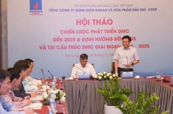 DMC: Chiến lược phát triển đến 2025, định hướng đến 2035 và tái cấu trúc giai đoạn 2020-2025