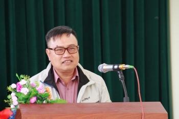 Đồng chí Trần Sỹ Thanh tiếp xúc cử tri tại huyện Tràng Định, tỉnh Lạng Sơn