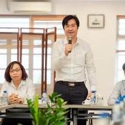CĐ DKVN tổ chức tập huấn chính sách pháp luật khu vực Tây Nam Bộ