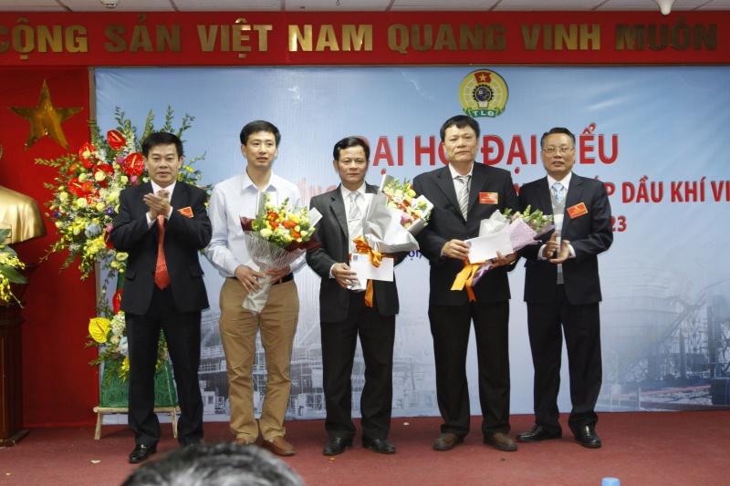 cong doan pvc to chuc dai hoi dai bieu lan thu iii nhiem ky 2018 2023