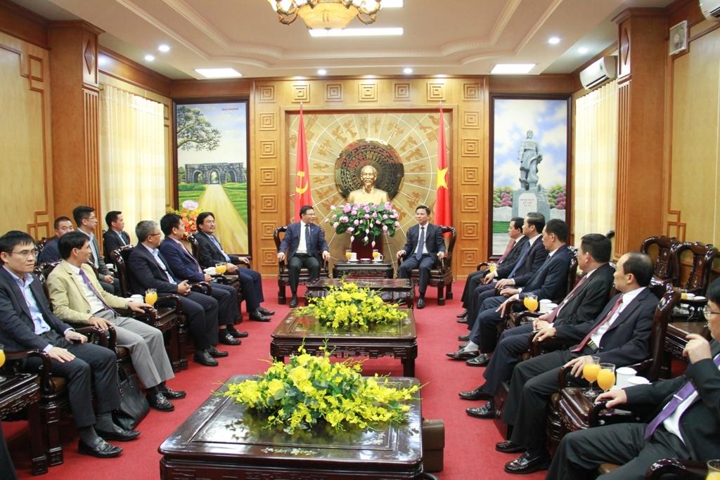 Petrovietnam sẽ tập trung đầu tư xây dựng Nghi Sơn thành Trung tâm Lọc hóa dầu Quốc gia