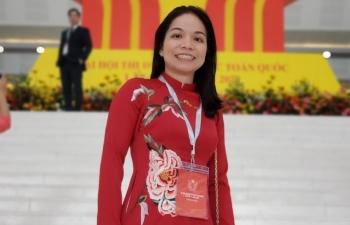 Kỹ sư Trần Thị Khánh Linh - Cánh phụng miệt mài xứ Quảng
