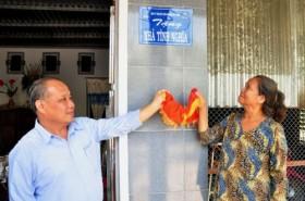 PVCFC: Khánh thành và bàn giao nhà tình nghĩa tại An Giang