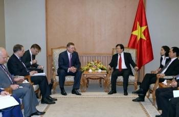 Tạo điều kiện để các liên doanh dầu khí Việt - Nga hoạt động hiệu quả