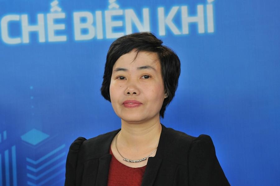 Ngô Thúy Quỳnh- Phó Vụ trưởng Vụ Dầu khí và than (Bộ Công Thương)