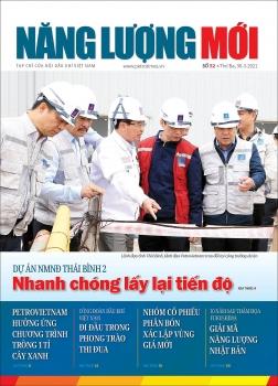 Đón đọc Tạp chí Năng lượng Mới số 52, phát hành thứ Ba ngày 30/3/2021