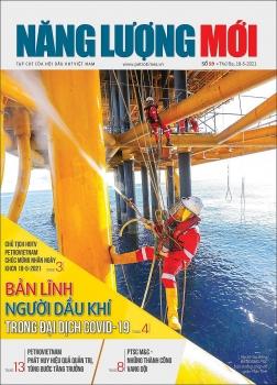 Đón đọc Tạp chí Năng lượng Mới số 59, phát hành thứ Ba ngày 18/5/2021