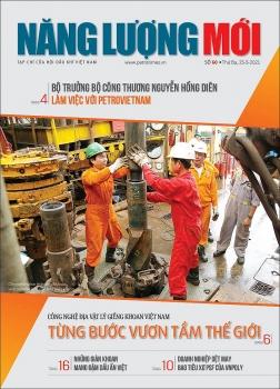 Đón đọc Tạp chí Năng lượng Mới số 60, phát hành thứ Ba ngày 25/5/2021