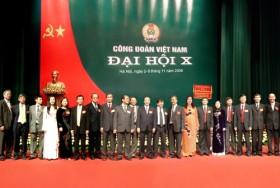 Một số vấn đề cơ bản về lịch sử tổ chức Công đoàn Việt Nam