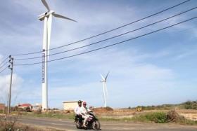 Phong điện Phú Quý chính thức phát điện thương mại