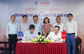 VPI và FECON hợp tác nghiên cứu, phát triển các dự án hạ tầng năng lượng tại Việt Nam