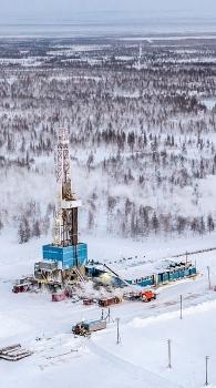 Gazprom và Wintershall Dea khai thác khí ở Bắc Cực