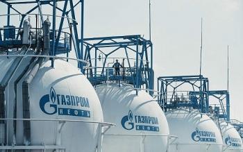 Nga giảm tồn kho, hỗ trợ giá khí