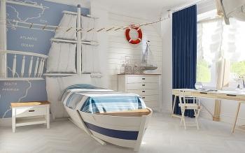 Phòng ngủ sáng tạo khiến cả bé và bố mẹ đều thích mê