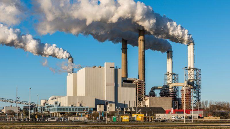 Giá trị cổ phiếu nhiên liệu hóa thạch sụt giảm so với năng lượng sạch