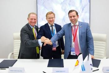 Gazpromneft tiếp tục đẩy mạnh hợp tác với các đối tác châu Âu