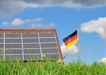Sản xuất điện mặt trời tại Đức lần đầu tiên cao hơn điện khí và điện than trong tháng 7/2020