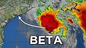 Các cơ sở dầu khí vùng vịnh Mexico lại sơ tán tránh bão Beta