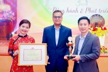 Công ty Nestlé Việt Nam được Bộ Tài Chính vinh danh top 30 đơn vị nộp thuế tiêu biểu
