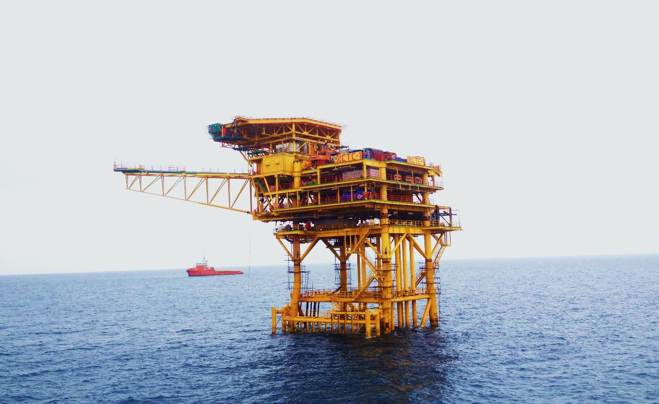 Mỏ Cá Tầm đạt cột mốc sản lượng khai thác 1 triệu tấn dầu