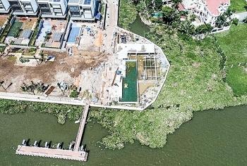 Kiểm tra 101 dự án nhà ở ven sông Sài Gòn