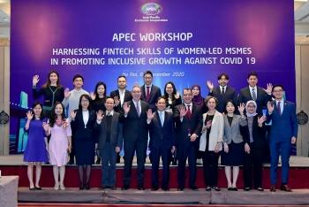 APEC thúc đẩy phục hồi cho doanh nghiệp do phụ nữ làm chủ trong đại dịch Covid-19