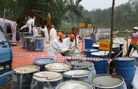Báo động ô nhiễm môi trường do hóa chất
