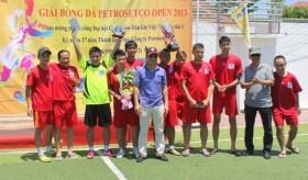 PSA vô địch Cup bóng đá PETROSETCO mở rộng