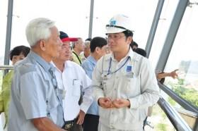BSR gặp mặt nguyên cán bộ, nhân viên Ban Dầu mỏ và Khí đốt
