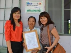 PV Gas tham gia tài trợ các chương trình an sinh xã hội
