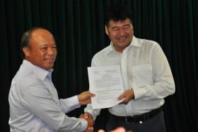 Bổ nhiệm Chủ tịch HĐTV và Tổng giám đốc Công ty Lọc hóa dầu Bình Sơn
