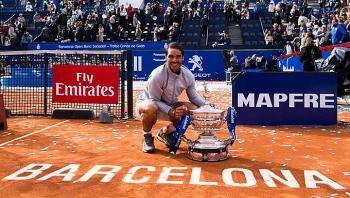 Năm tay vợt có thể cản bước Nadal tại Roland Garros