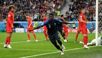 Năm cơ sở để Pháp vô địch World Cup 2018