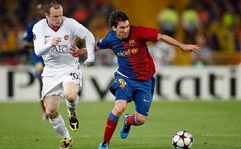 Rooney: Messi là cầu thủ hay nhất lịch sử