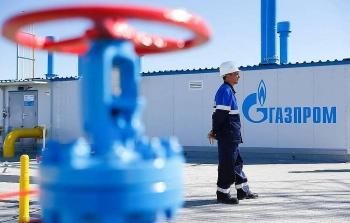 Xuất khẩu của Gazprom sang châu Âu giảm mạnh trong năm 2020