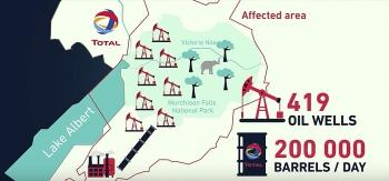 Total tăng cường tại dự án gây tranh cãi ở Uganda